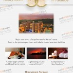 Golden Tulip- Honeymoon Package