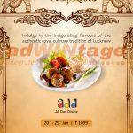 Caspia Hotel, Ahmedabad - Lucknowi Food Festival