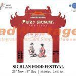 Caspia Hotel,Ahmedabad - Sichuan Food Festival