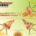 Chicago Pizza, Chandigarh - Dussehra offer