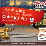 Chicago Pizza, Chandigarh - Introductory Offer