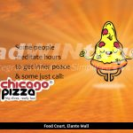 Chicago Pizza, Chandigarh - Outlet Promotion
