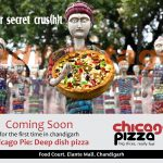 Chicago Pizza, Chandigarh - Pizza Promotion