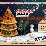 Chicago Pizza - Christmas Creatives