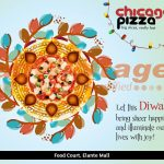 Chicago Pizza,Chandigarh - Diwali greetings