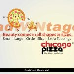 Chicago Pizza,Chandigarh- Pizza Promotion