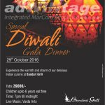 New Africa Hotel, Tanzania - Diwali Dinner