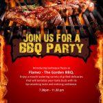 Park Plaza Faridabad - BBQ party