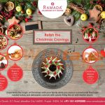 Ramada Jalandhar- Christmas creatives