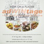 Renaissance Marriott - India on my Platter promotion