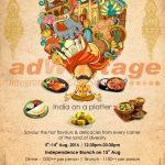 Renaissance Marriott - India on my platter promotion (2)