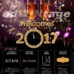 Renaissance Marriott, Lucknow - New Year Creatives