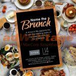 Renaissance Marriott - Name the brunch Contest
