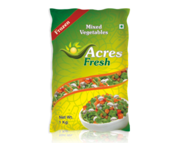 Acres Fresh-Frozen Foods