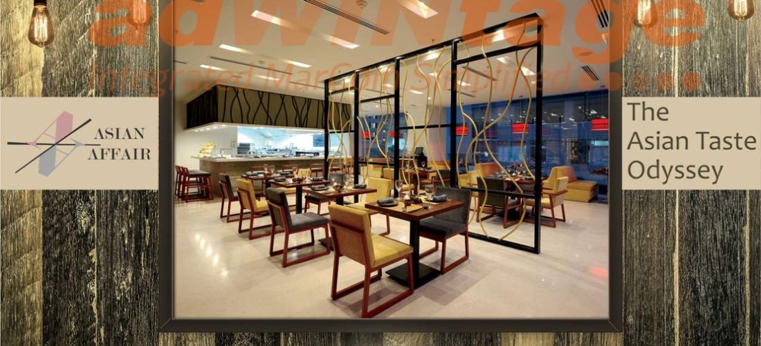 Caspia Hotel, Ahmedabad – Restaurant promotion
