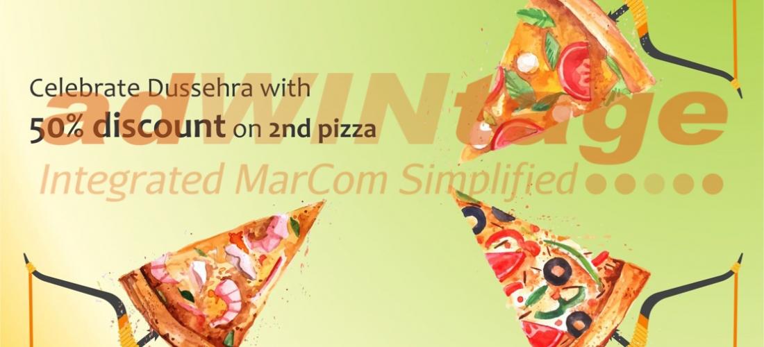 Chicago Pizza, Chandigarh – Dussehra offer