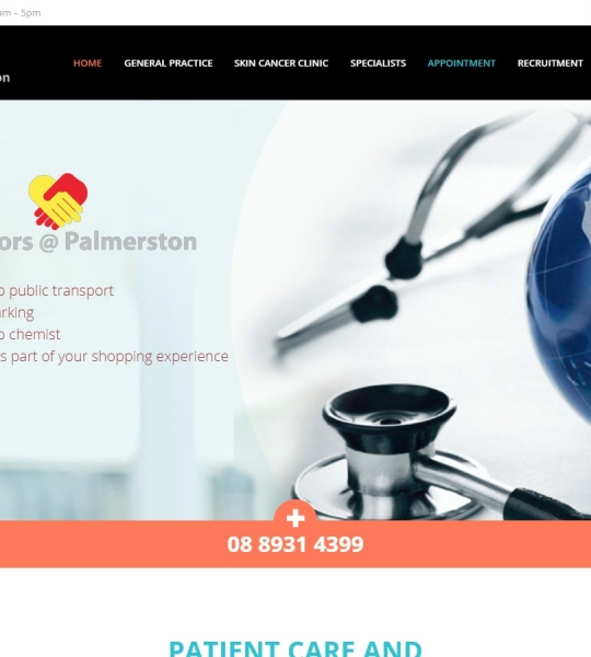 DOCTORS @ PALMERSTON