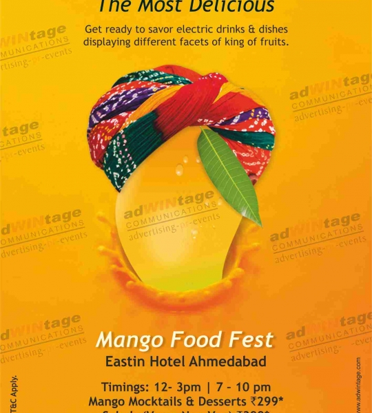 Eastin Mango Fest