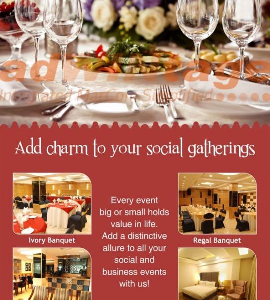 Glades Hotel Mohali – Hotel promotion