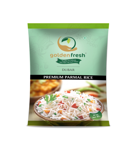Golden Fresh-Basmati Rice Pack