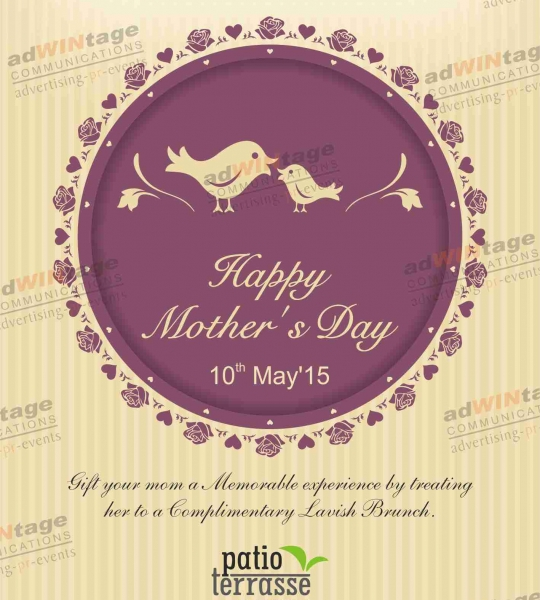 Golden Tulip- Mother's Day