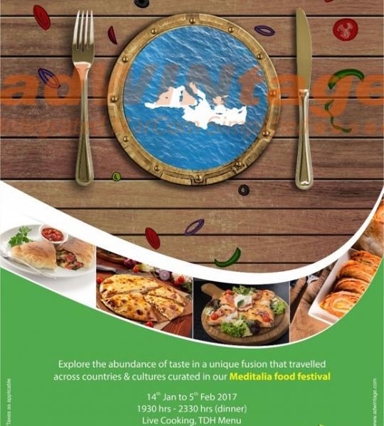 Holiday Inn Chandiagarh – Mediterranean Italian Food Festival