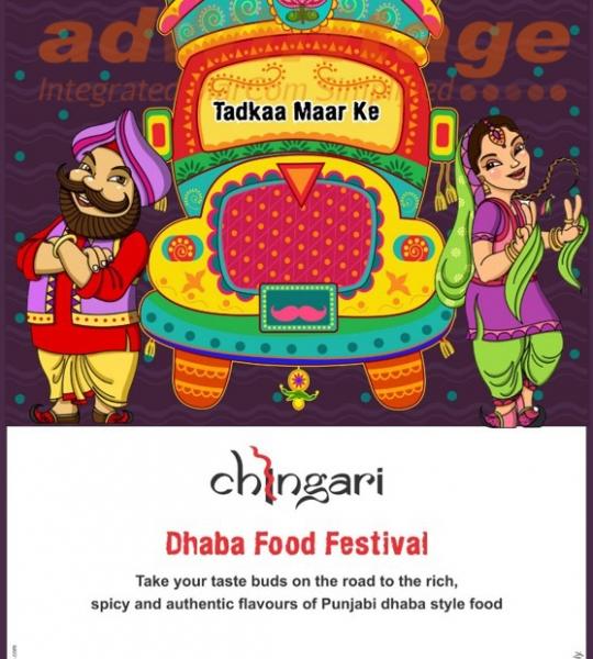 Park Plaza Faridabad – Dhabha Food Festival