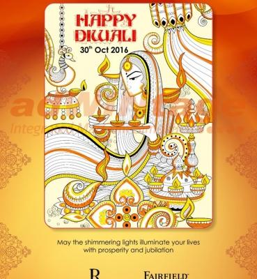 Renaissance Marriott – Diwali greetings