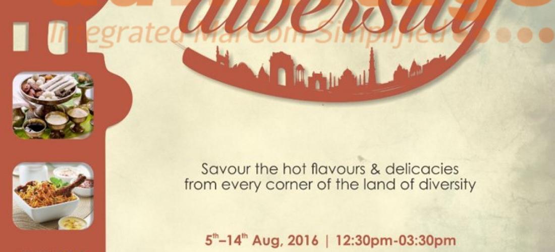 Renaissance Marriott, Lucknow – Independence Brunch