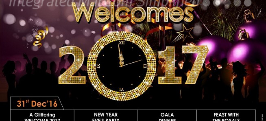 Renaissance Marriott, Lucknow – New Year Creatives