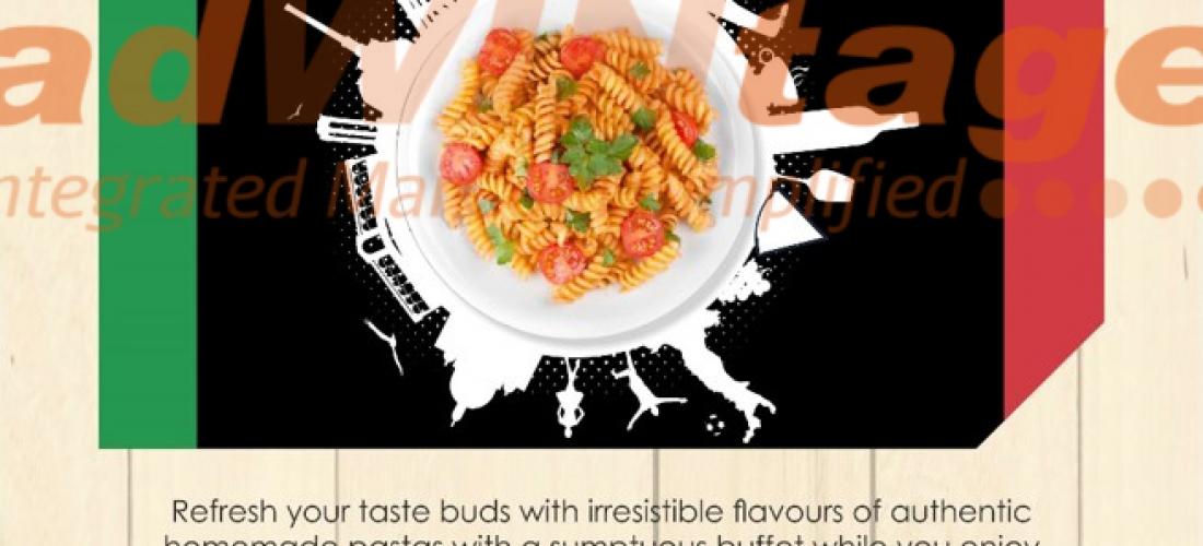 Renaissance Marriott, Lucknow – Pasta Festival