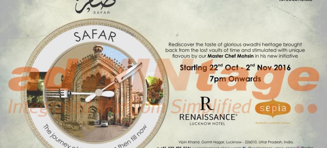 Renaissance Marriott – Safar festival