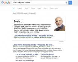Google's IQ dropped